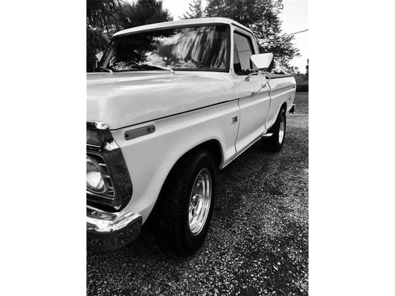 Large Picture of '74 F100 located in New York - QWRR