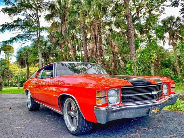 1971 Chevrolet Chevelle for Sale on ClassicCars com on