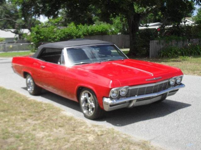 1965 Chevrolet Impala for Sale on ClassicCars com on