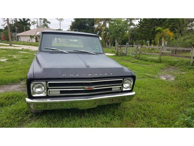 Picture of Classic '67 C10 - $16,000.00 Offered by  - QWRZ