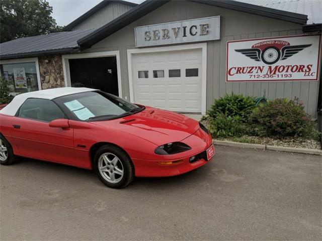 Picture of '97 Camaro - QSXM