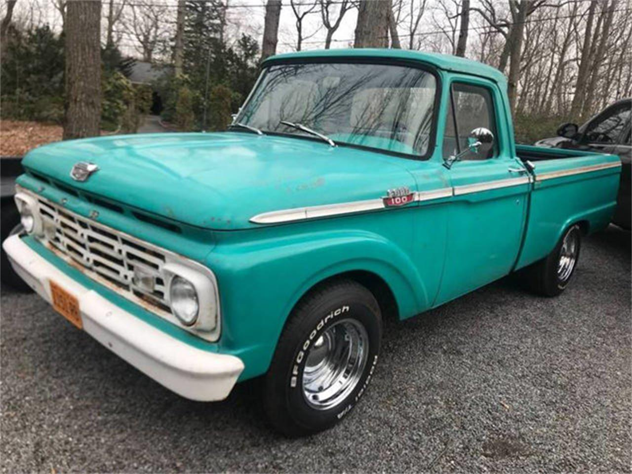 Large Picture of '64 F100 - QWSB
