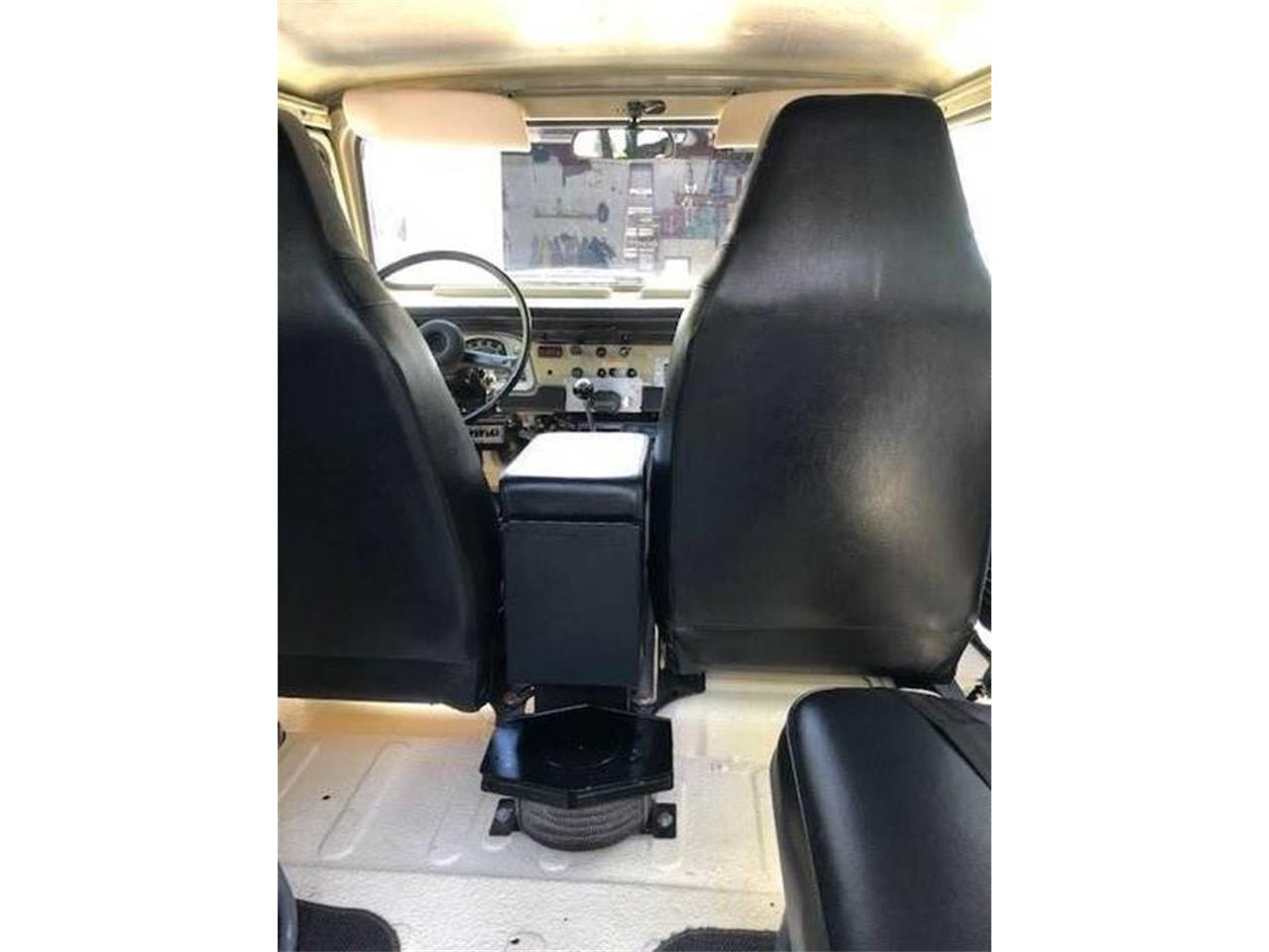 Large Picture of 1978 Toyota Land Cruiser FJ located in Long Island New York - QWSF