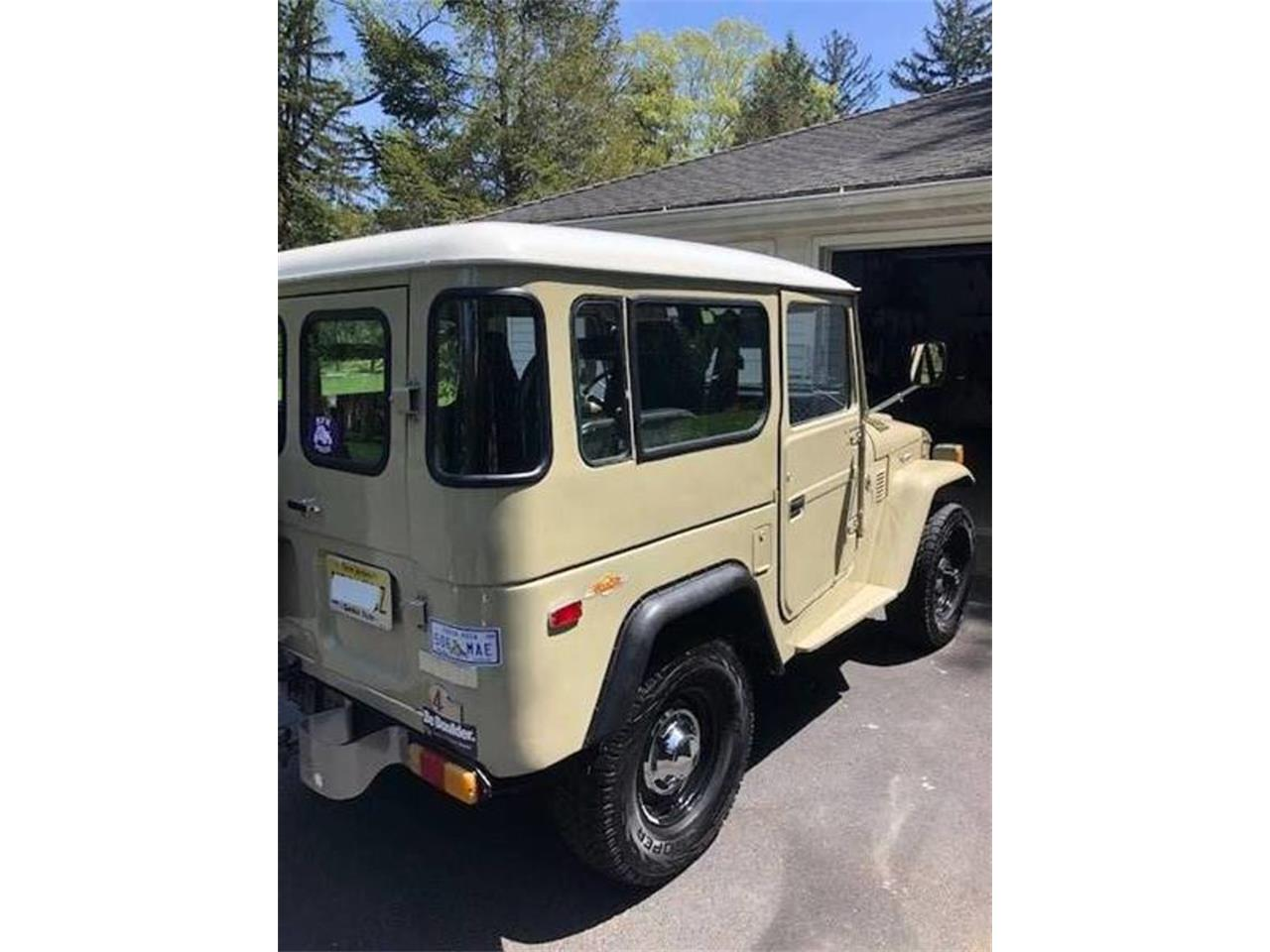 Large Picture of '78 Land Cruiser FJ - QWSF