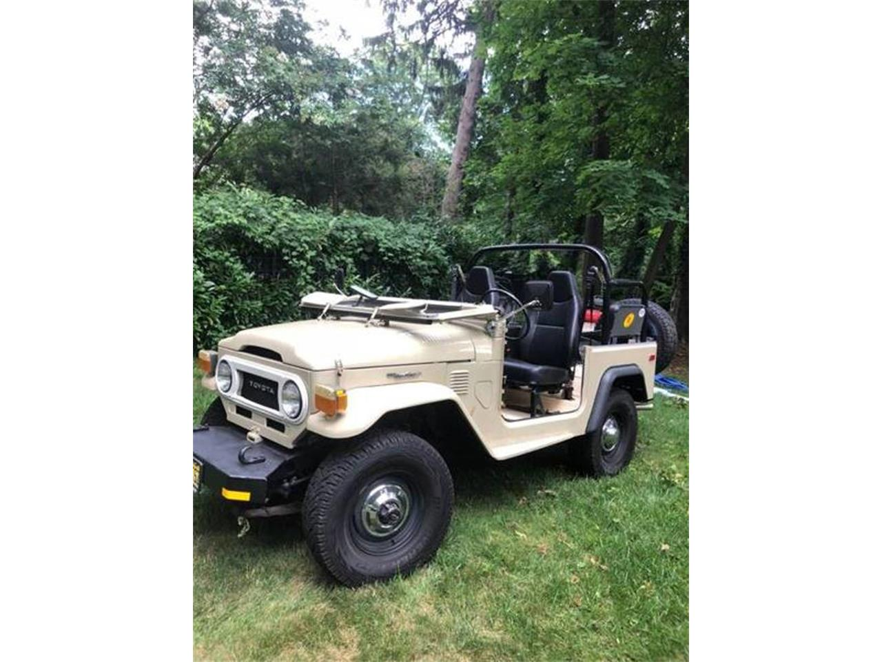 Large Picture of 1978 Toyota Land Cruiser FJ located in New York Offered by DP9 Motorsports - QWSF