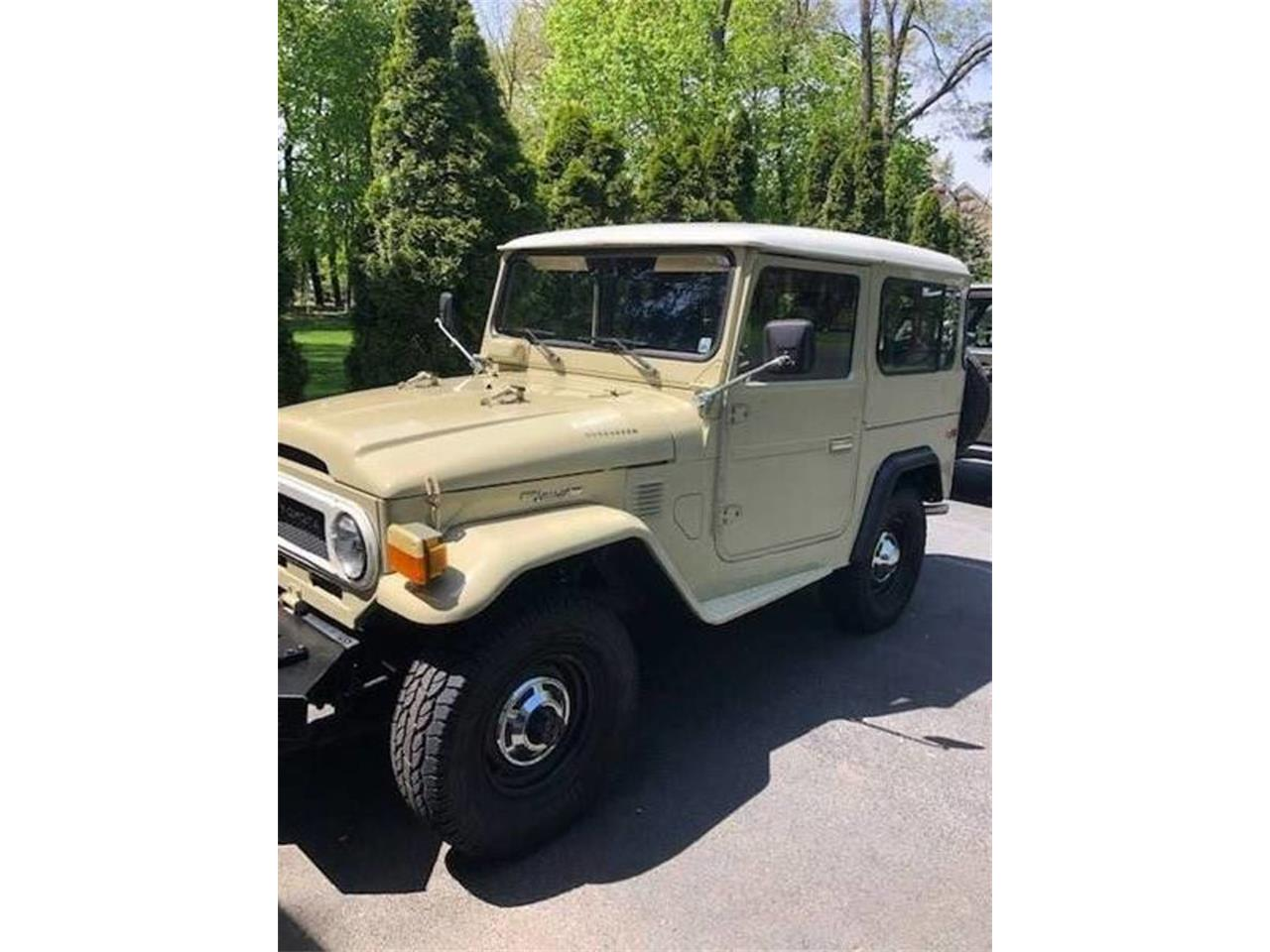 Large Picture of 1978 Toyota Land Cruiser FJ located in Long Island New York Offered by DP9 Motorsports - QWSF