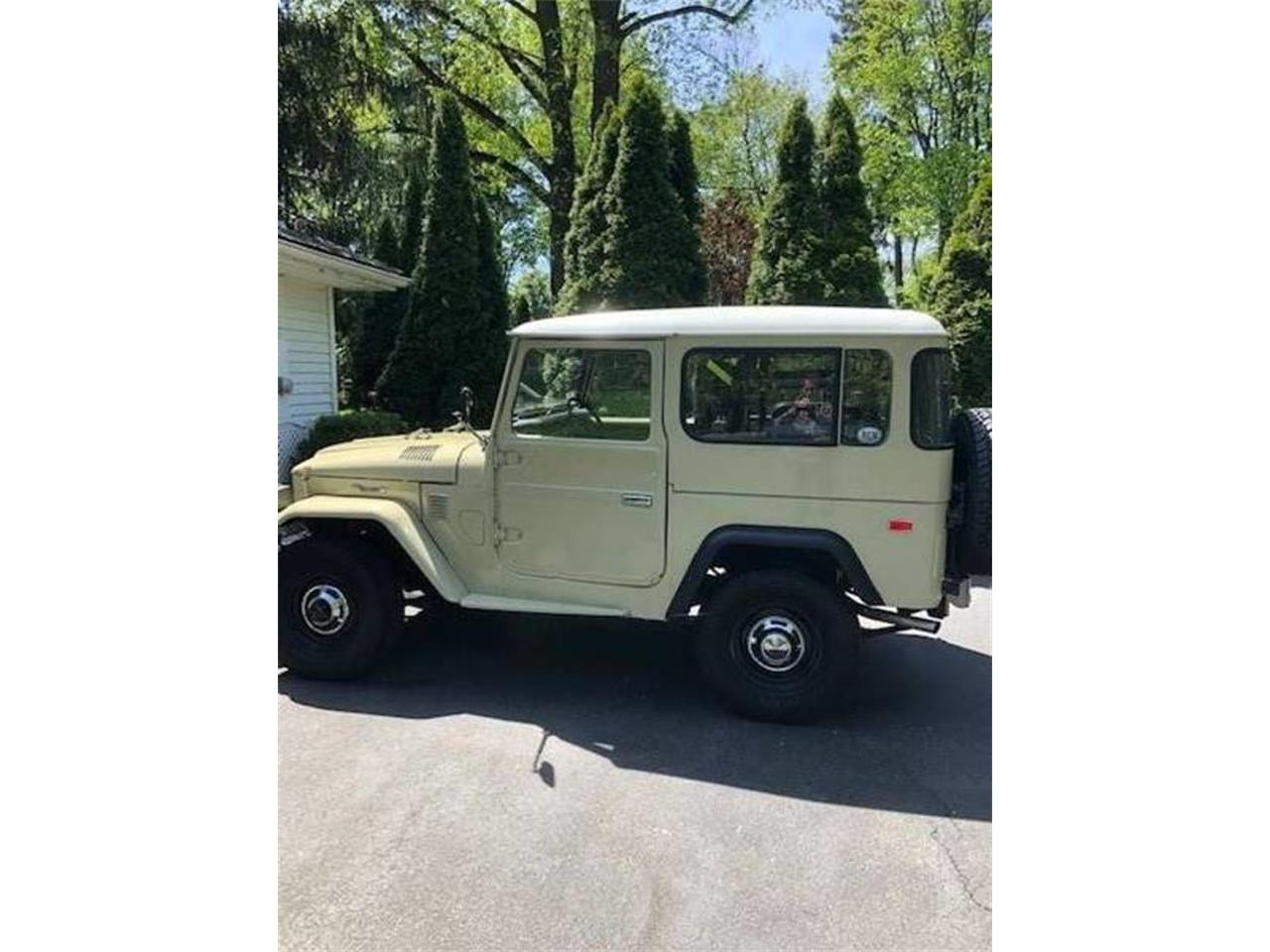 Large Picture of '78 Toyota Land Cruiser FJ - QWSF