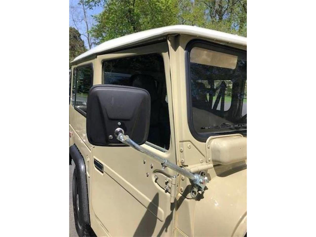 Large Picture of 1978 Land Cruiser FJ Offered by DP9 Motorsports - QWSF