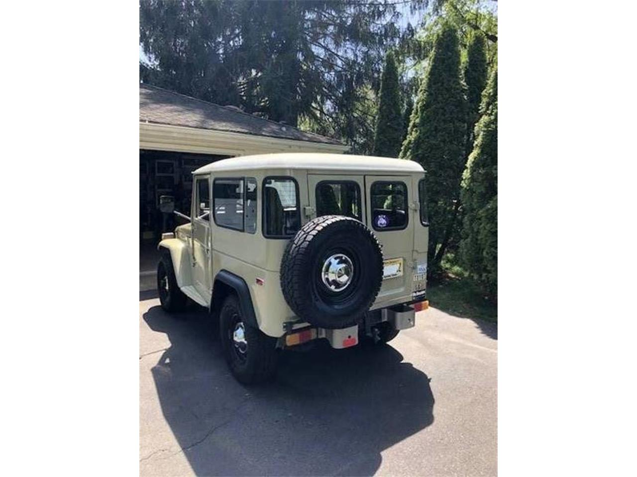 Large Picture of '78 Land Cruiser FJ located in New York - $29,495.00 Offered by DP9 Motorsports - QWSF