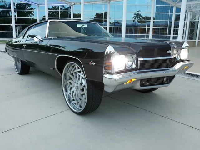 Picture of '72 Impala - QWSR