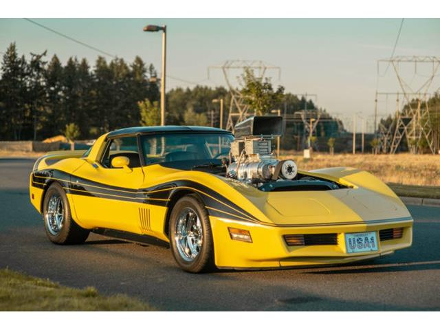 Picture of 1977 Chevrolet Corvette - QWSU
