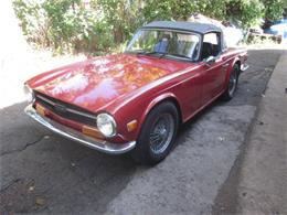 Picture of Classic 1971 Triumph TR6 located in Connecticut - $15,900.00 Offered by The New England Classic Car Co. - QWT8