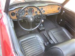 Picture of '71 Triumph TR6 Offered by The New England Classic Car Co. - QWT8