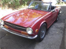 Picture of 1971 Triumph TR6 Offered by The New England Classic Car Co. - QWT8