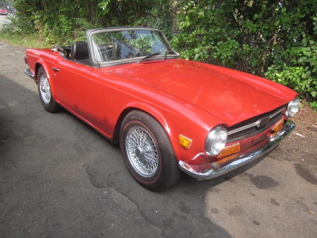 Classic Triumph TR6 for Sale on ClassicCars com on