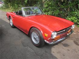Picture of Classic 1971 TR6 located in Connecticut - $15,900.00 Offered by The New England Classic Car Co. - QWT8