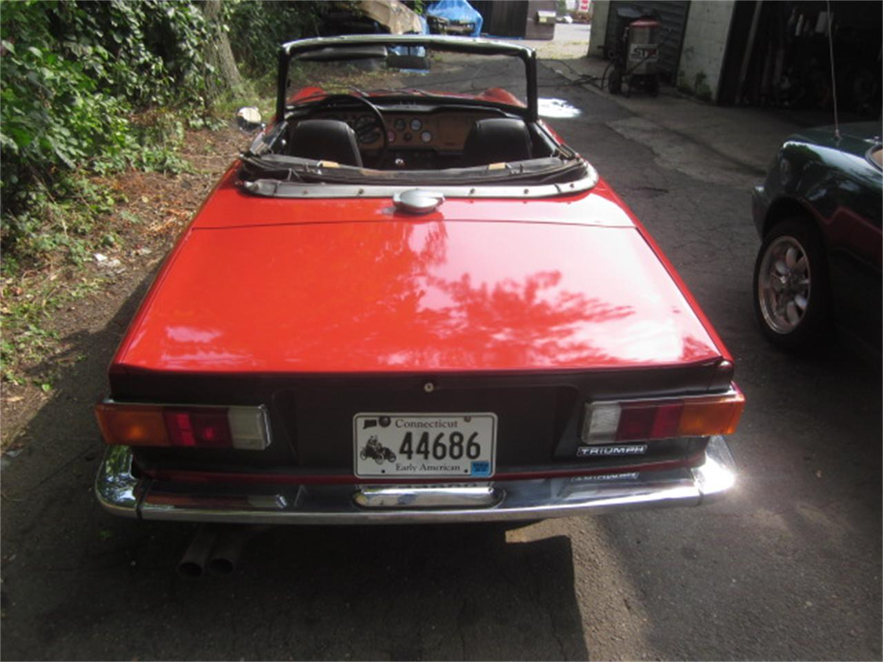 Large Picture of Classic 1971 Triumph TR6 - $15,900.00 Offered by The New England Classic Car Co. - QWT8