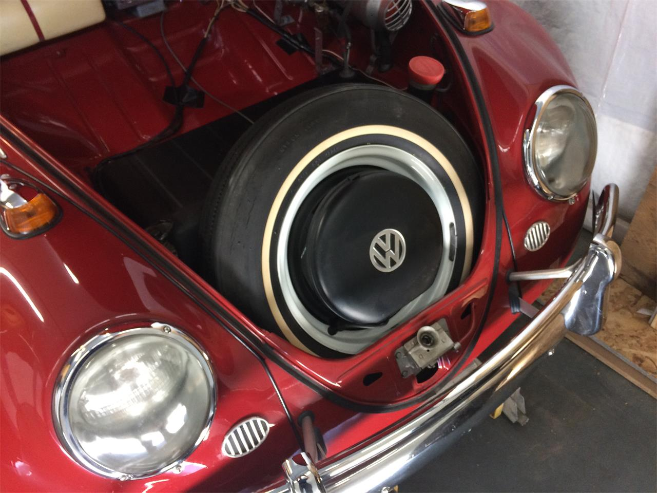 Large Picture of '65 Volkswagen Beetle located in Alberta Offered by a Private Seller - QWTC