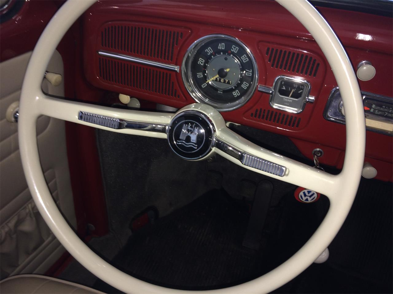 Large Picture of Classic 1965 Volkswagen Beetle Offered by a Private Seller - QWTC