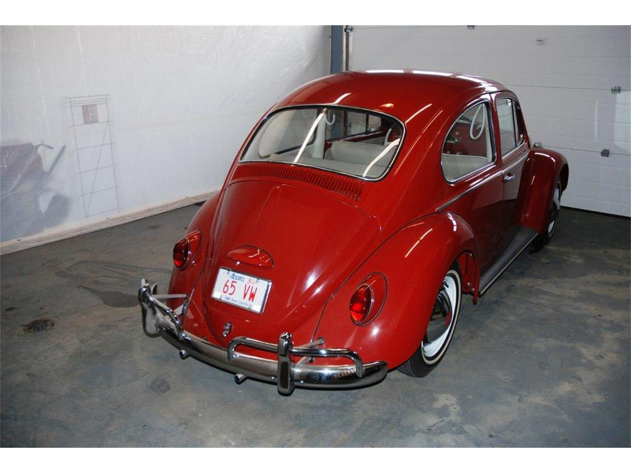 Large Picture of '65 Beetle - QWTC
