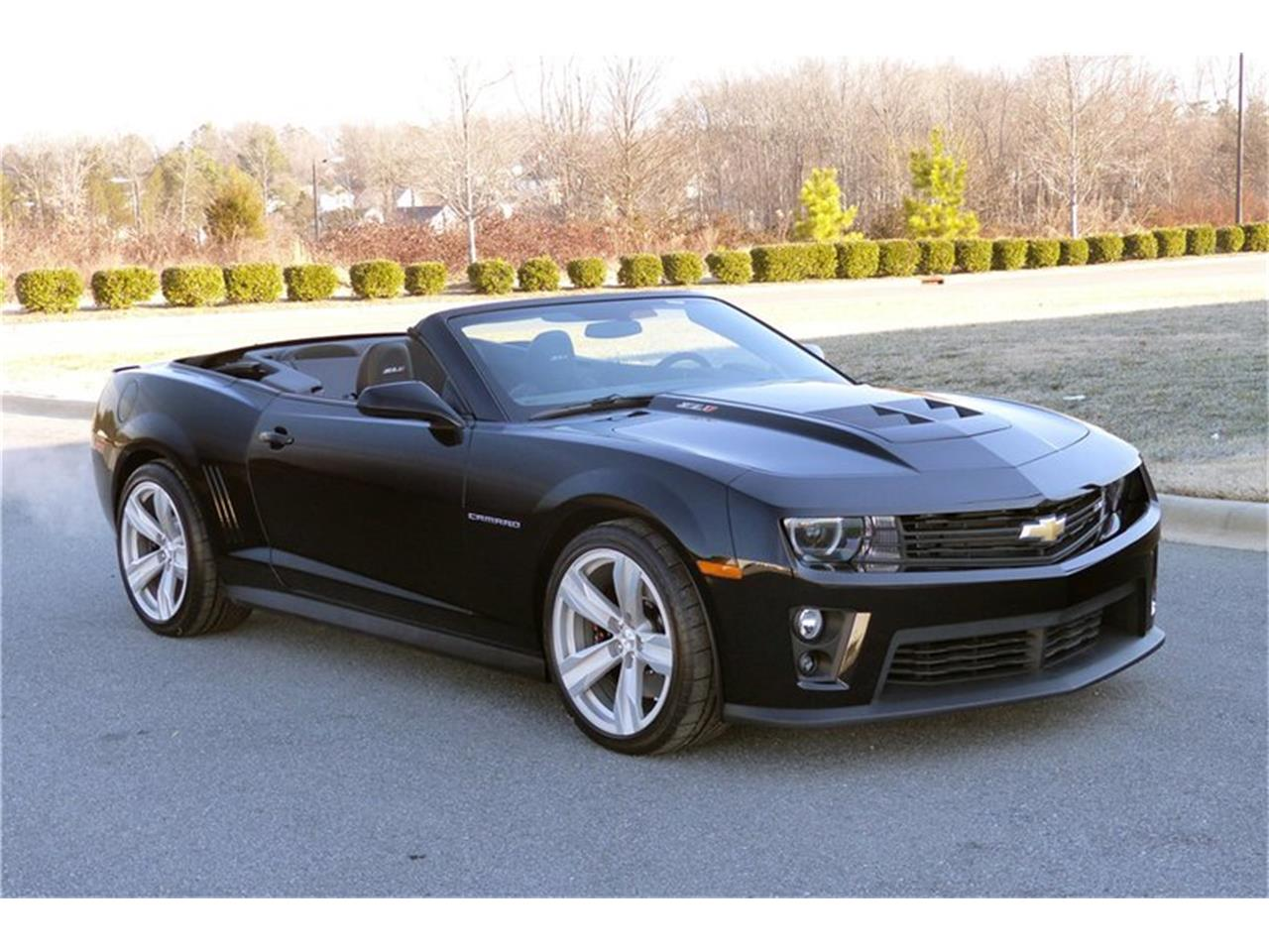 Large Picture of 2013 Camaro - QSXR