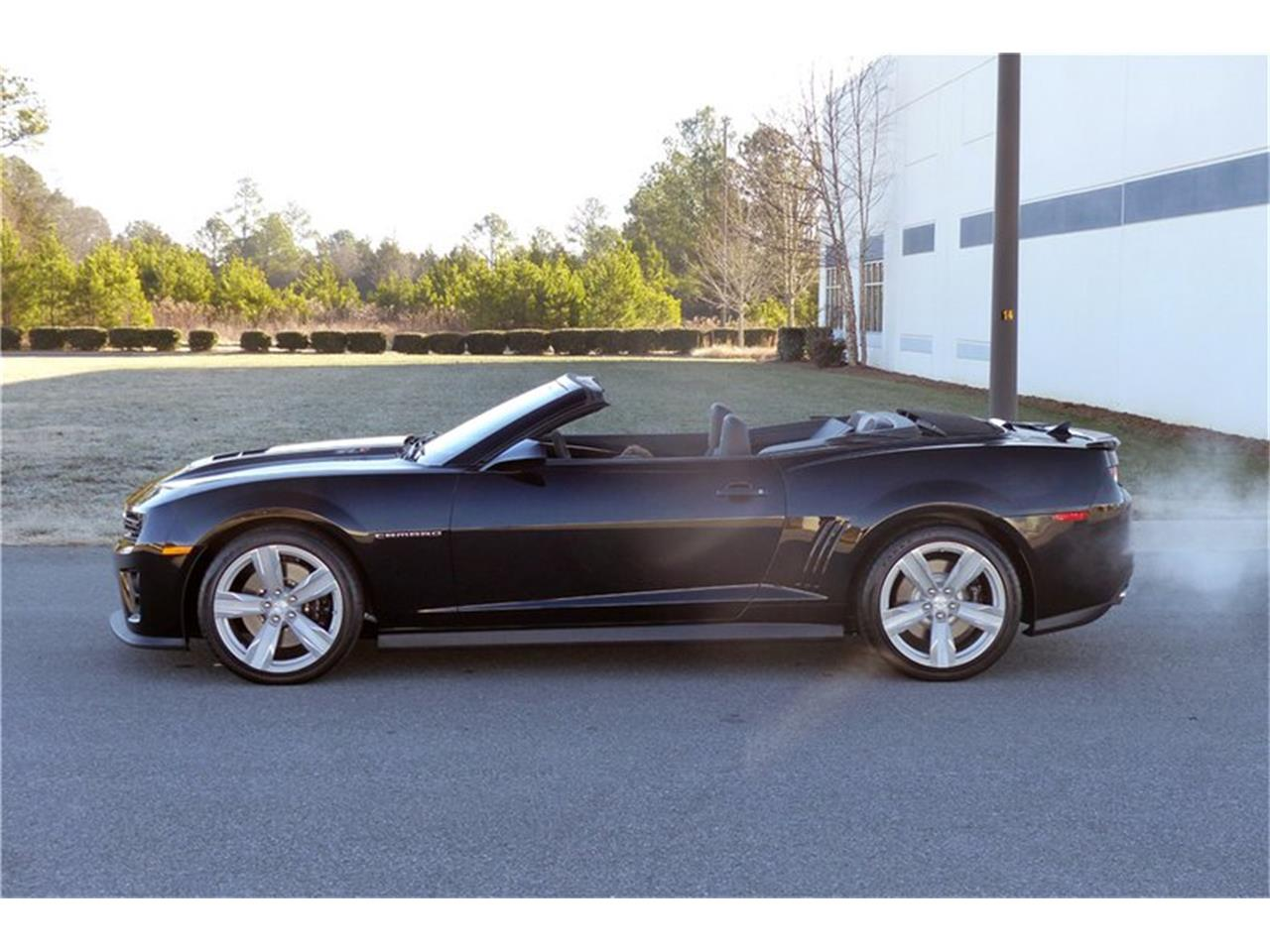 Large Picture of 2013 Chevrolet Camaro Offered by GAA Classic Cars Auctions - QSXR