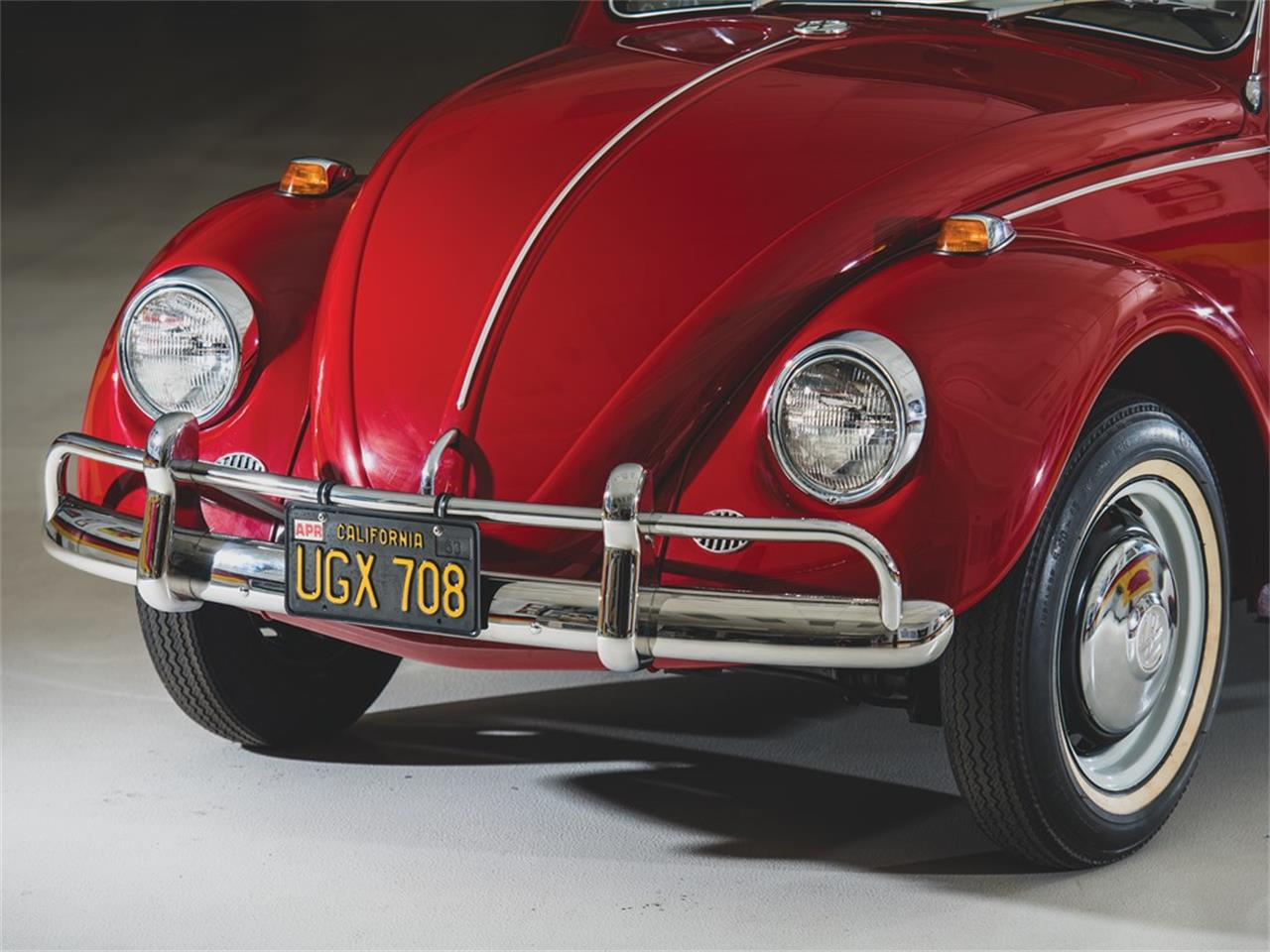 Large Picture of Classic '67 Volkswagen Beetle located in Dayton Ohio Auction Vehicle Offered by RM Sotheby's 405 (remove ID# on next use) - QWTU