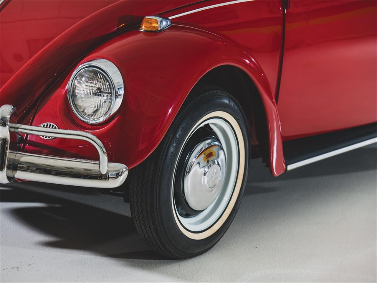 Large Picture of Classic 1967 Volkswagen Beetle Auction Vehicle - QWTU