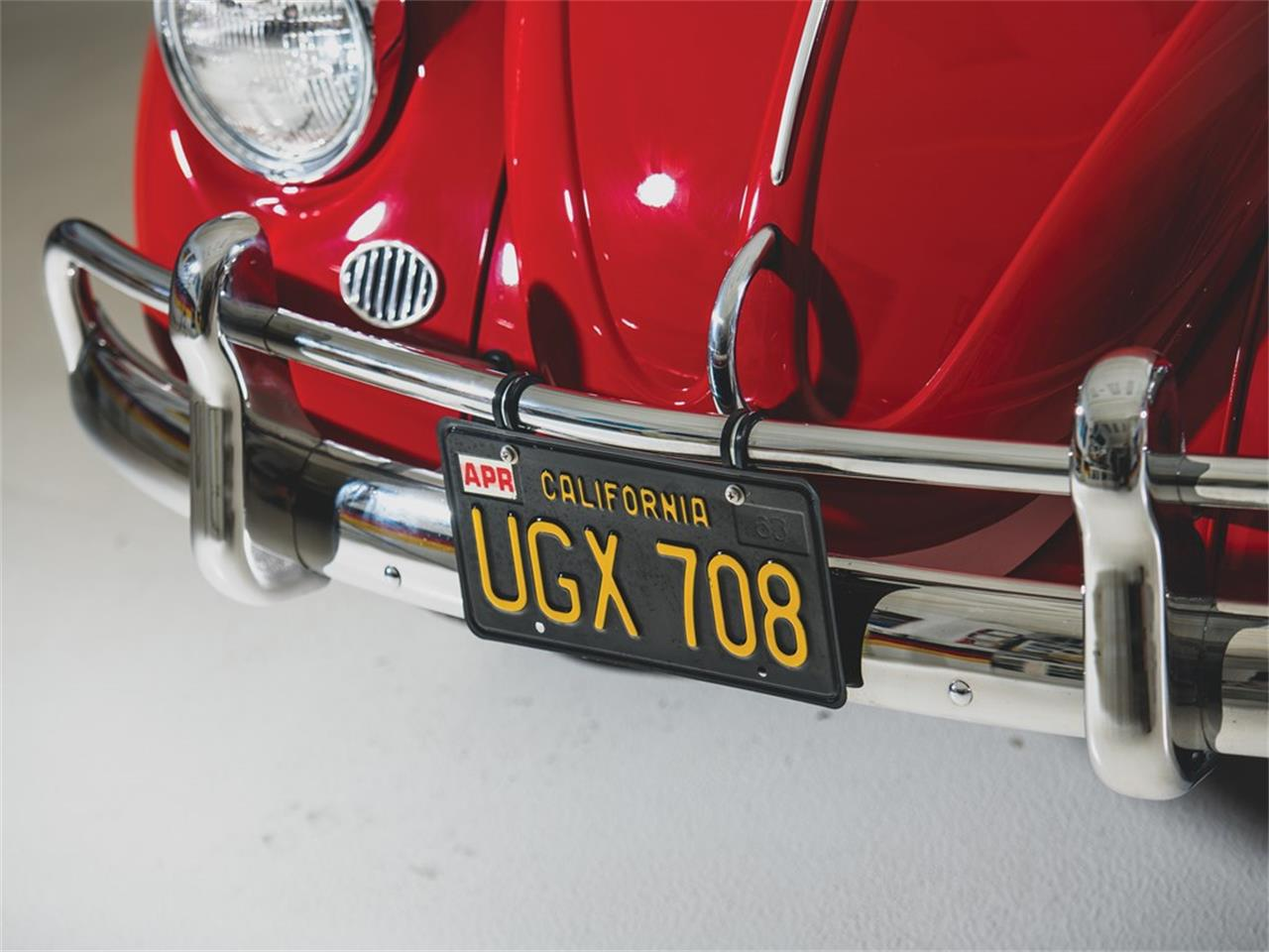 Large Picture of Classic '67 Beetle located in Ohio Offered by RM Sotheby's 405 (remove ID# on next use) - QWTU