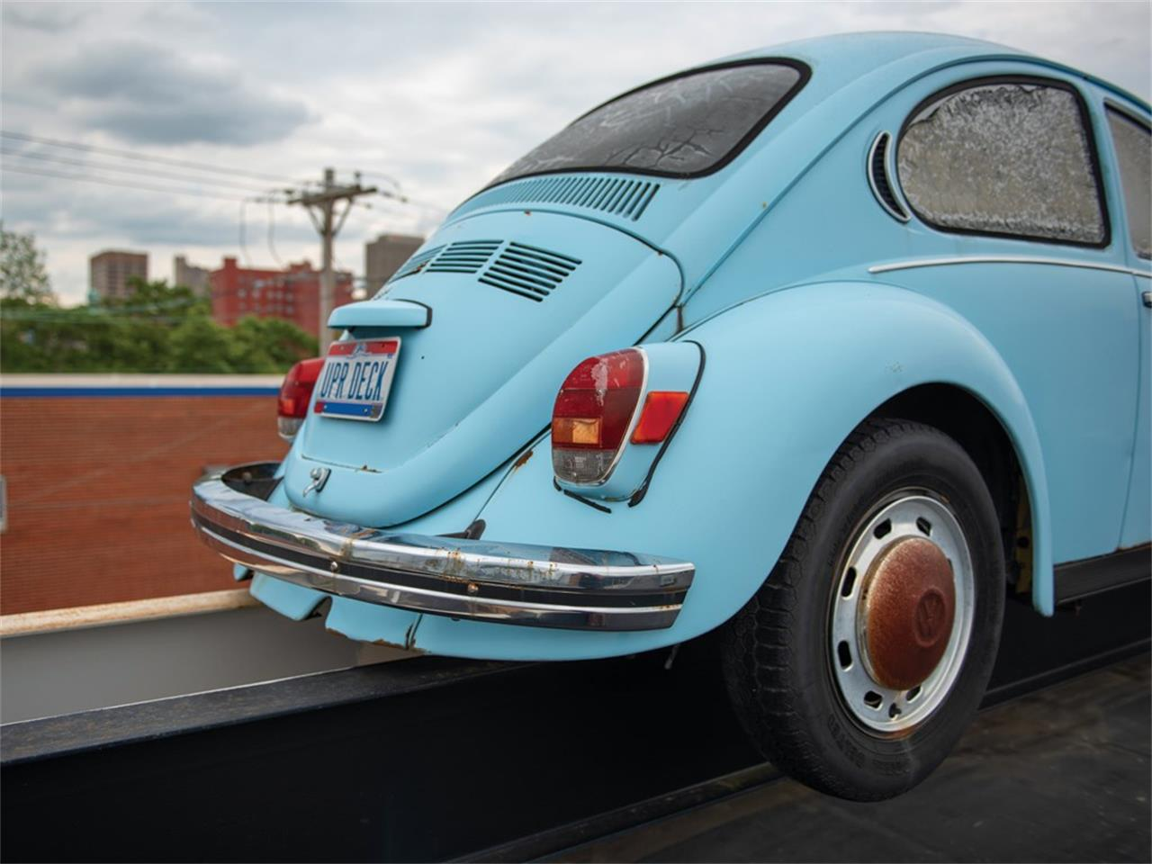 Large Picture of '72 Beetle - QWTX