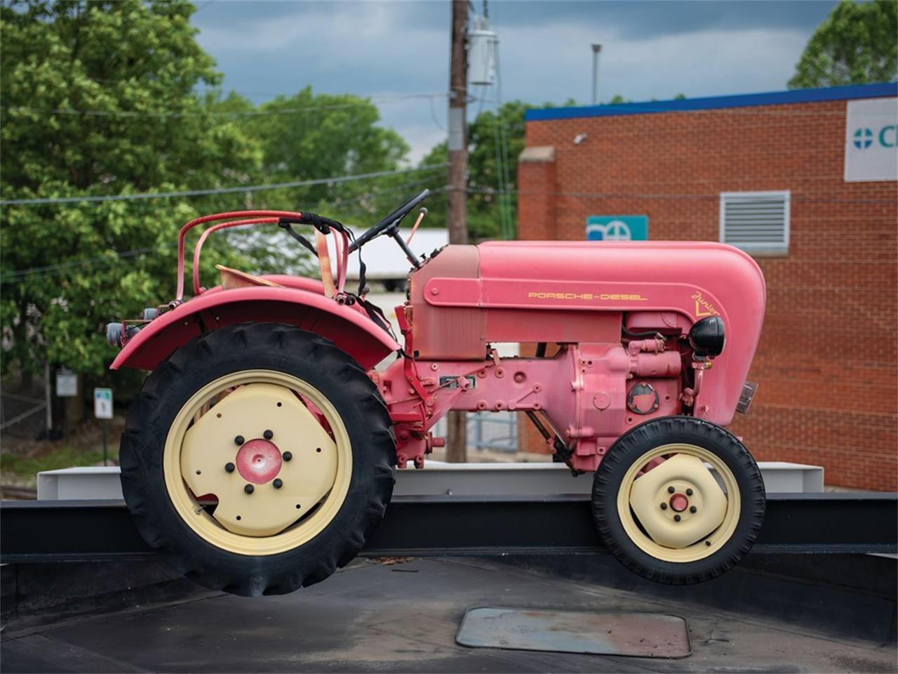 Large Picture of '60 Tractor - QWTY