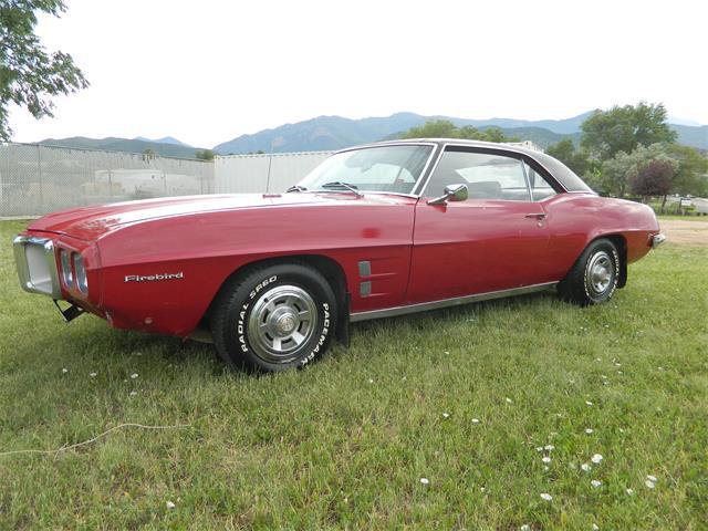 Picture of '69 Firebird - QWTZ