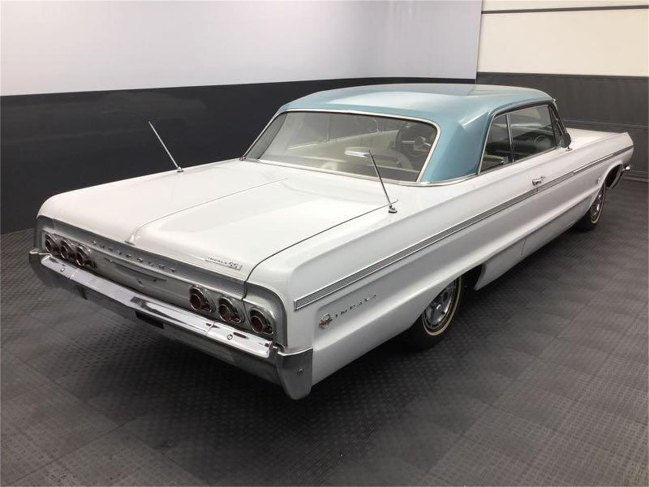 Large Picture of '64 Impala SS - QWU5