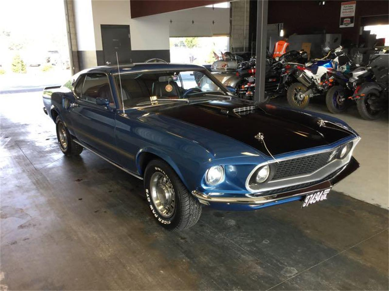 Large Picture of '69 Mustang - QWU6