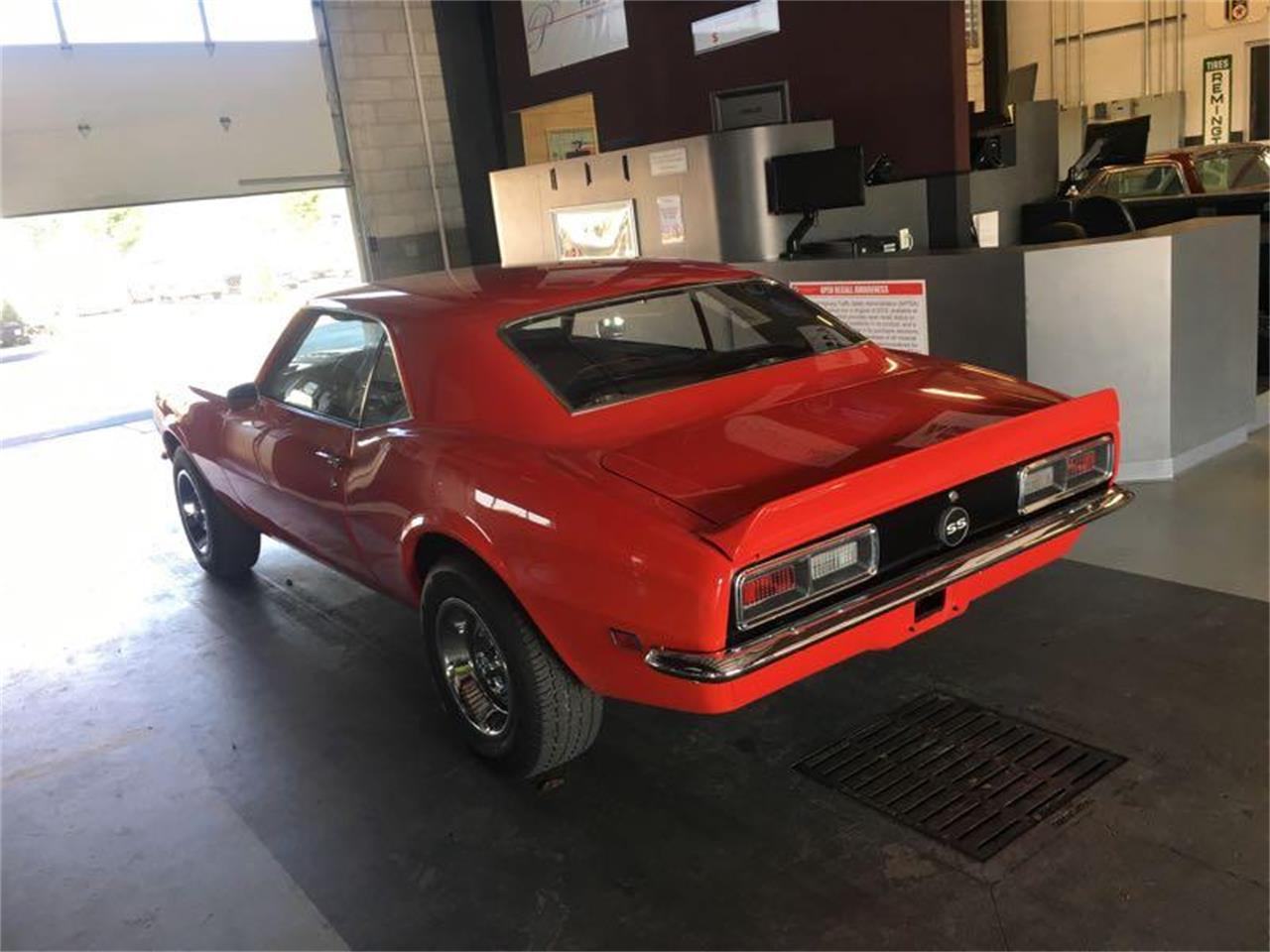 Large Picture of '68 Camaro - QWU9