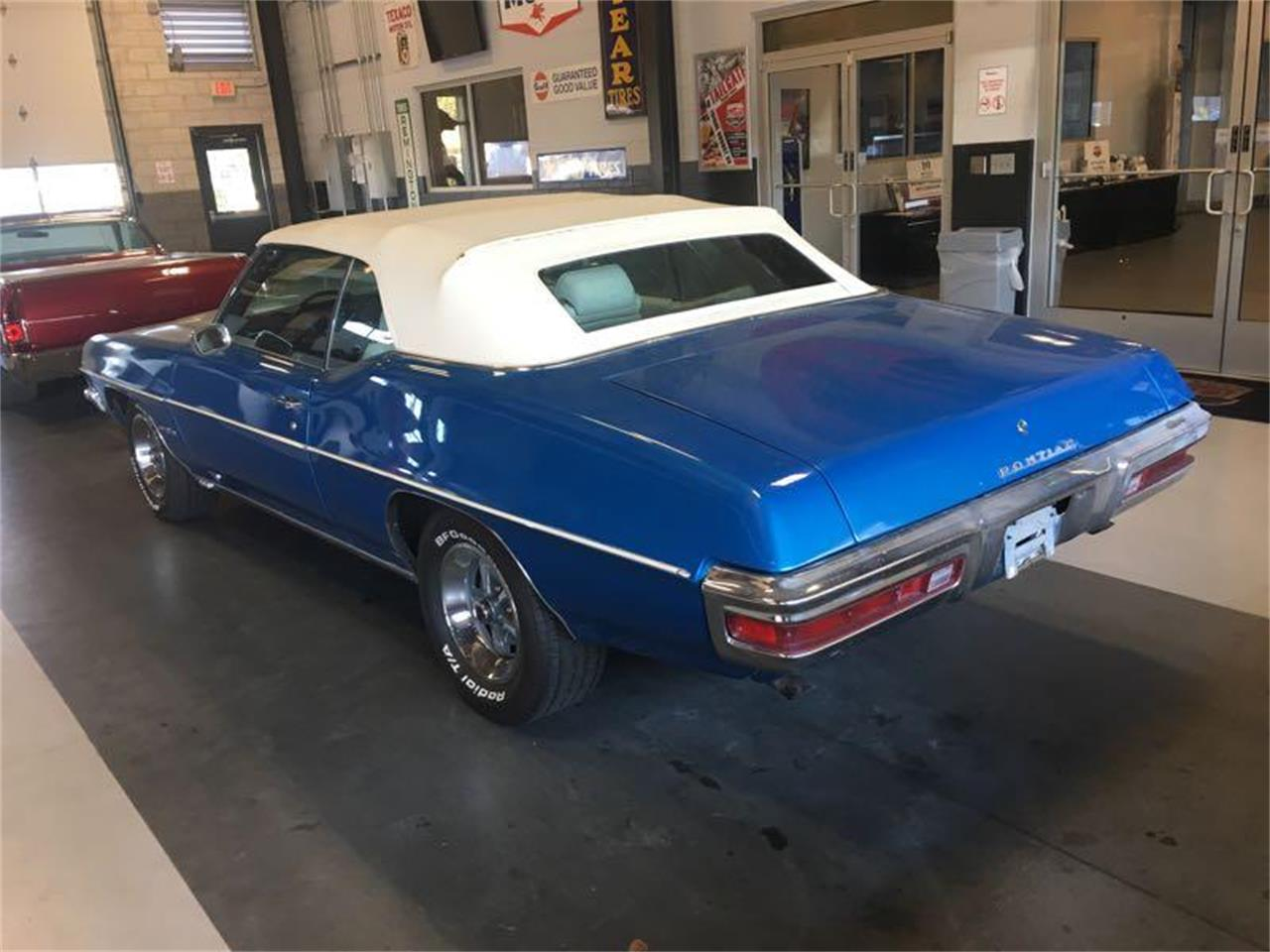 Large Picture of '72 Pontiac LeMans Auction Vehicle Offered by Motley's Richmond Auto Auction - QWUA