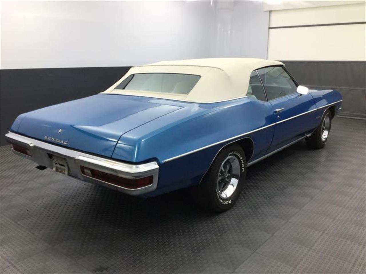 Large Picture of '72 Pontiac LeMans located in Richmond Virginia Auction Vehicle - QWUA