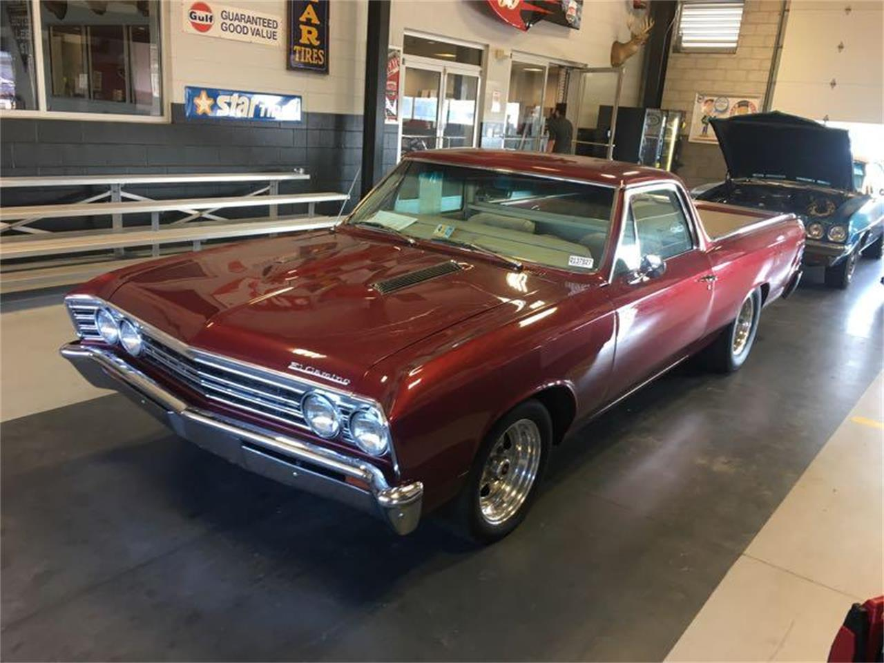 Large Picture of '67 El Camino - QWUB
