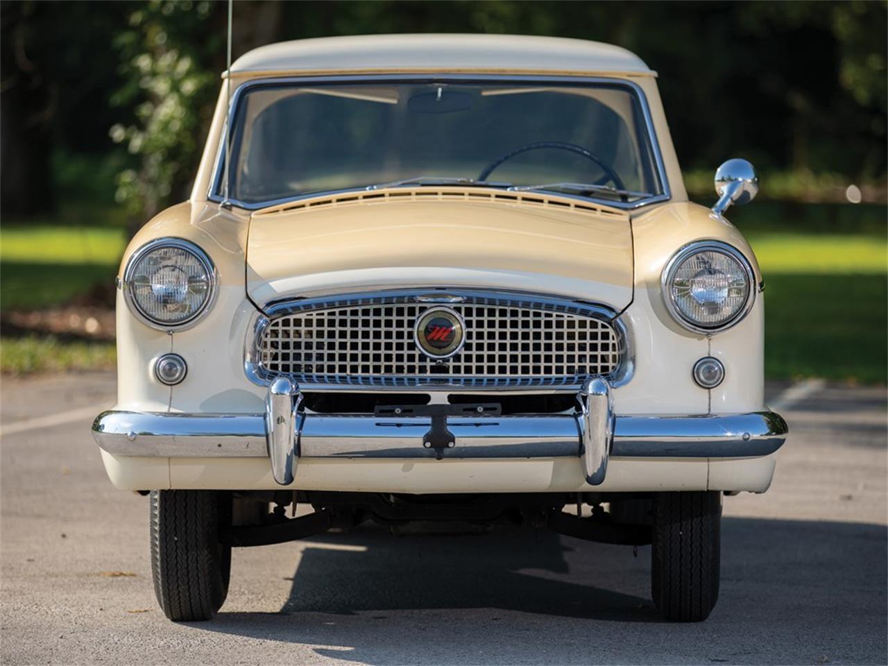 Large Picture of '59 Metropolitan - QWUS