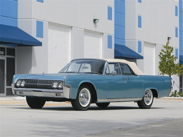 Picture of '62 Continental - QWUX