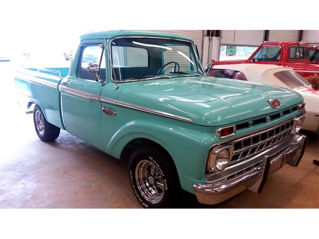 Picture of '65 F100 - QSXY