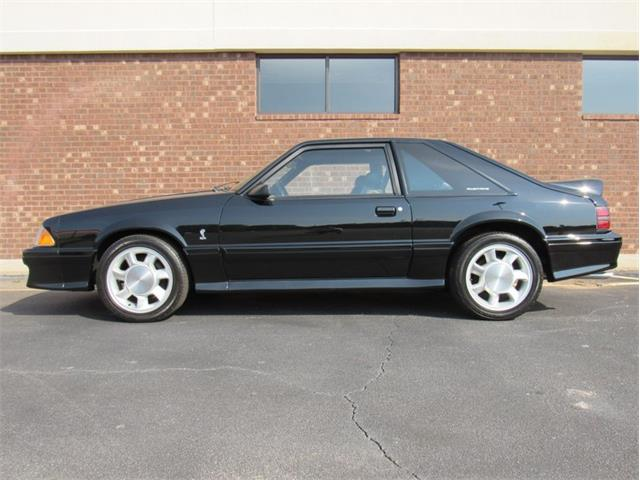 1993 Ford Mustang Cobra
