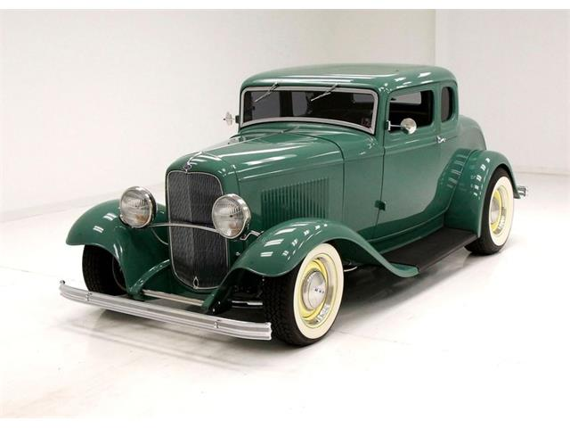 Picture of '32 5-Window Coupe - QWVX
