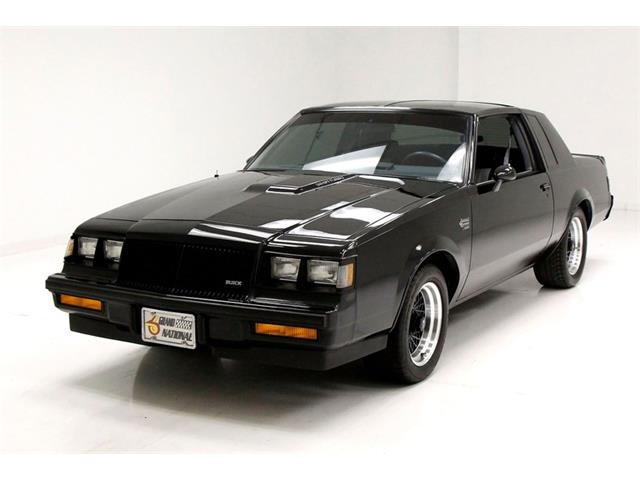 Picture of '87 Buick Grand National Offered by  - QWW5