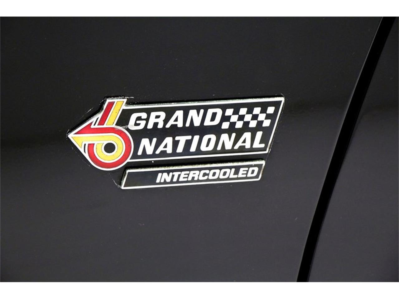 Large Picture of '87 Grand National - QWW5