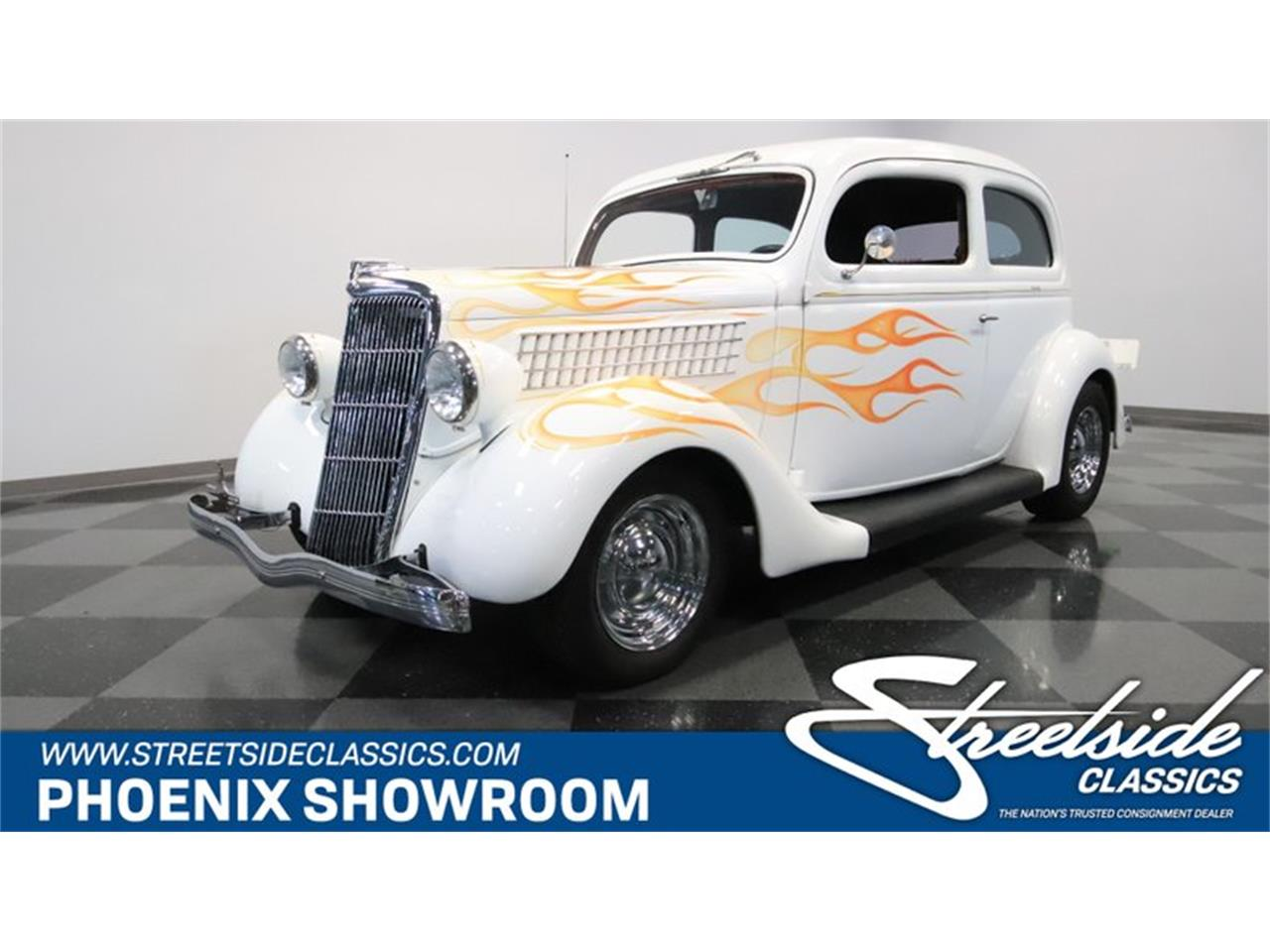 Large Picture of Classic '35 Slantback - QWWI