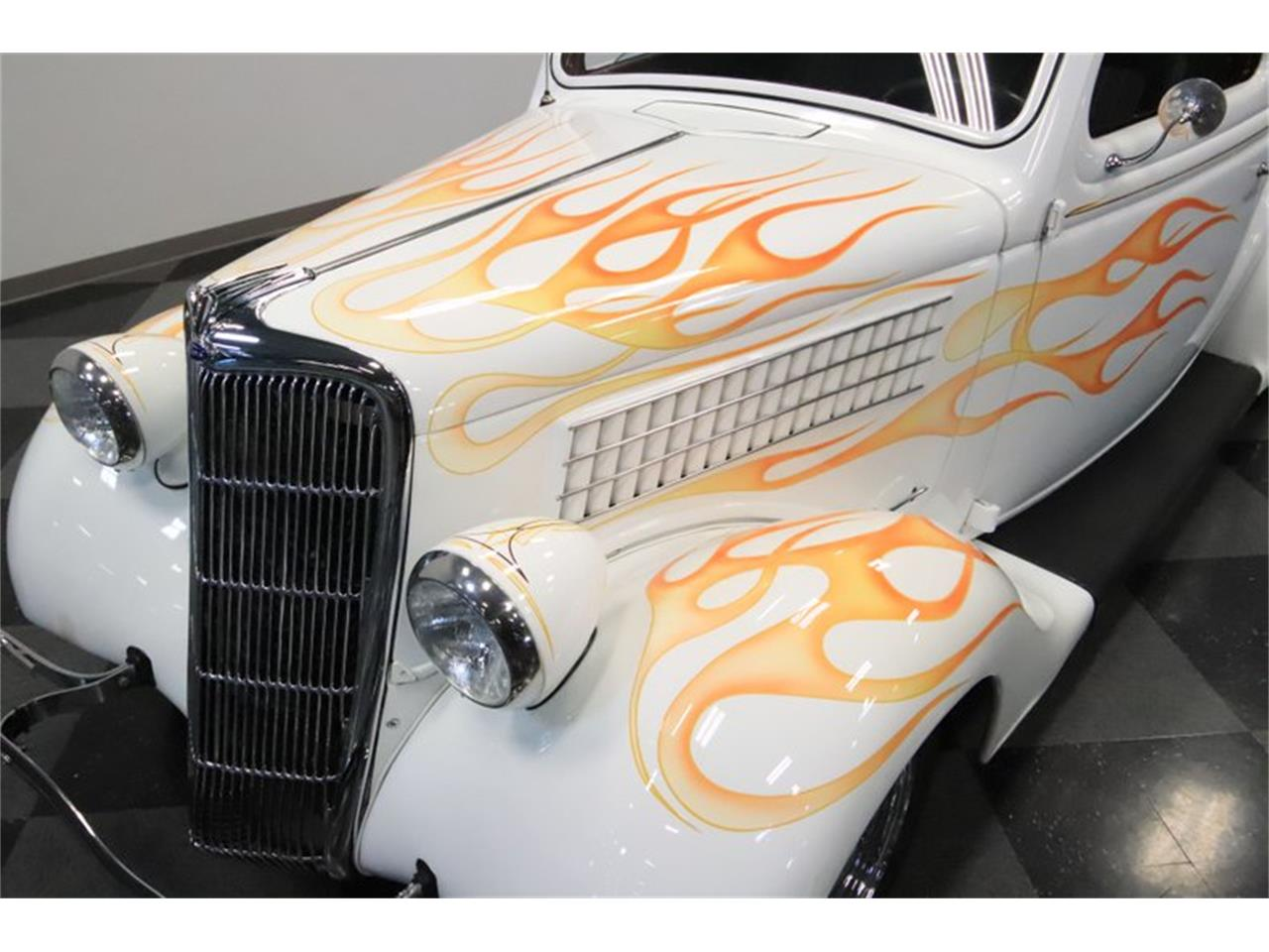 Large Picture of 1935 Ford Slantback located in Arizona Offered by Streetside Classics - Phoenix - QWWI