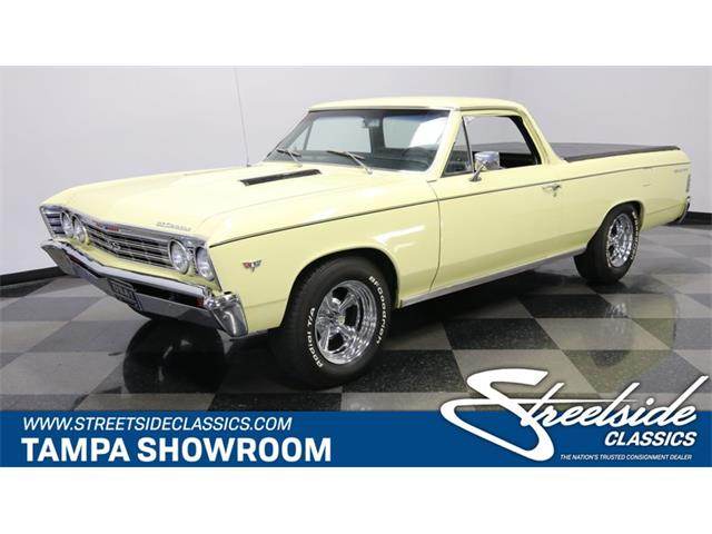 Picture of Classic '67 El Camino located in Lutz Florida Offered by  - QWWK
