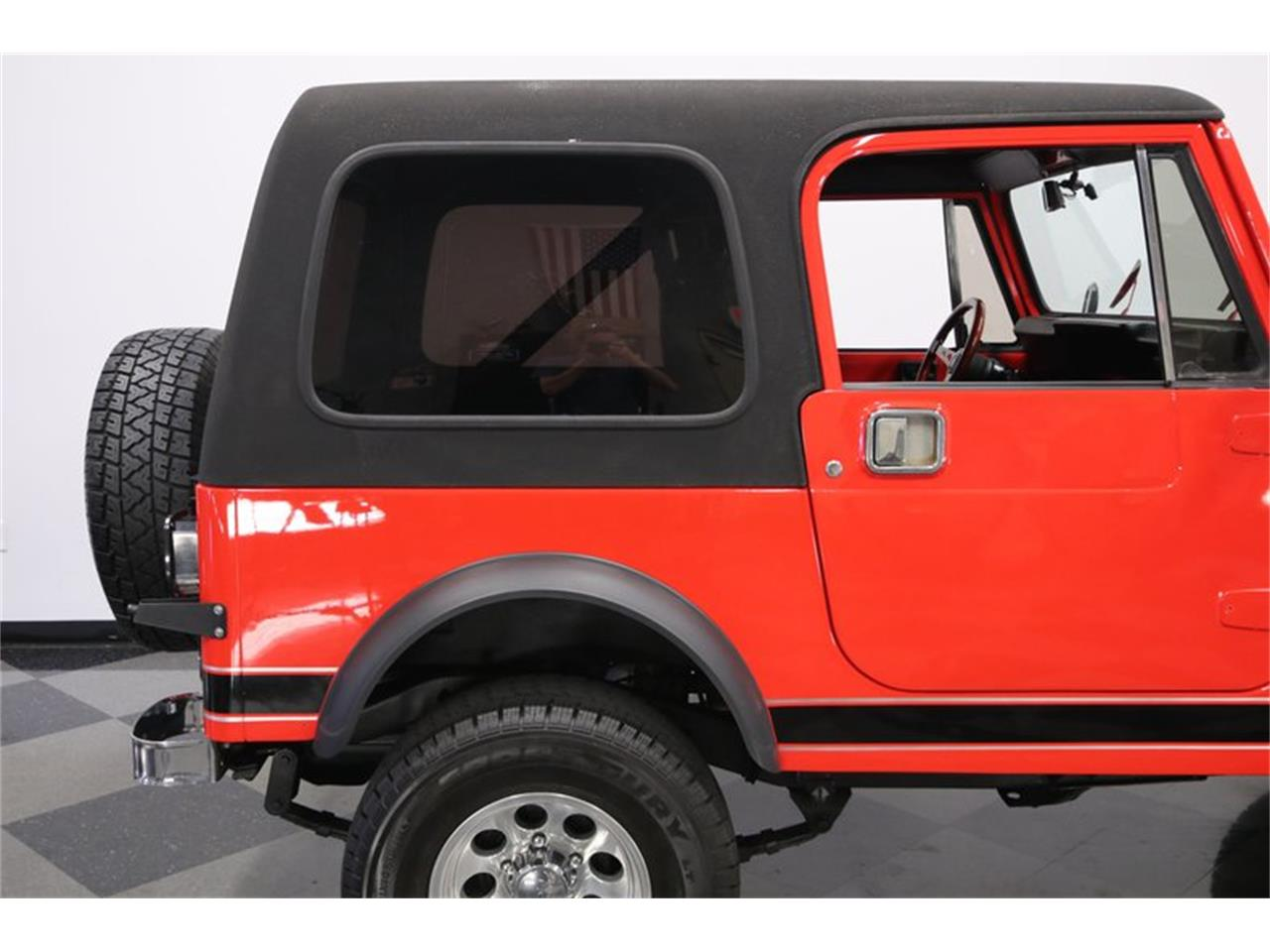 Large Picture of '81 CJ7 - QWWL