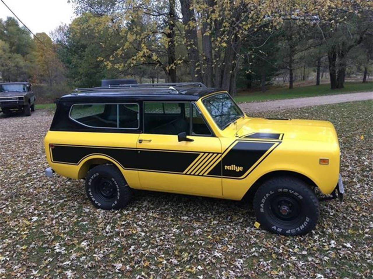 Large Picture of '79 Scout - QWX7
